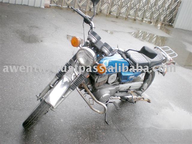 Used Suzuki Motorcycle