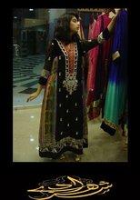 Shahzade Designer Wear Block Printed
