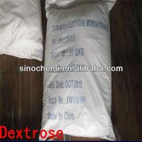 Manufacturer Stable Supply BP/USP Organic Glucose Powder