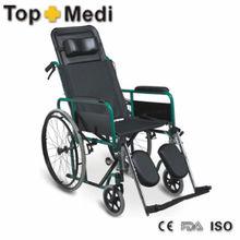 reclining wheelchair powder coating wheelchair recliners for elderly wheelchair recliner