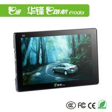 800MHZ Automotive Eroda Car GPS X10 FM+AVIN+Bluetooth