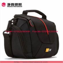 big black canvas camera bag/pouch manufacturer
