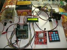 Atmel 8051 PIC AVR Multi MCU Trainer Platform
