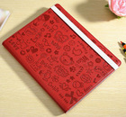 original stand leather ultra thin case for ipad 2