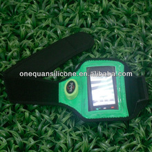 Flashing club diver LED arm band for iPhone