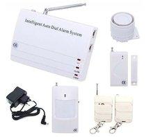 Auto-dial Residential Burglar Alarm System(WP-0071)