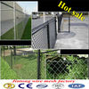 diamond shaped playground chain link fence/PVC coated chain link fence(Hebei shijiazhuang factory)
