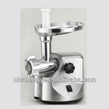 aluminum housing meat grinder