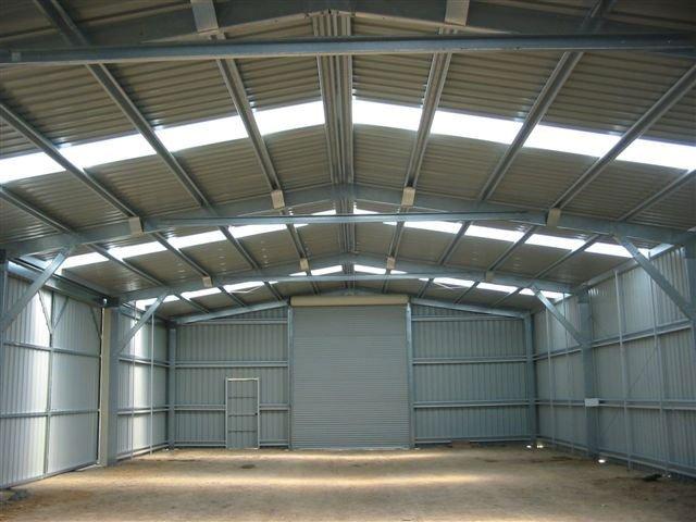 acciaio prefabbricato capannoni di profilati a freddo-Materiali da costruzione metallici-Id ...