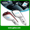YGH395 New Special Novelty Blue LED light usb car charger for mobile phone