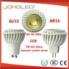 Saving energy star light 7w cob mr16 led lamp