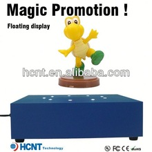 New invention ! magnetic floating toys, toys for children, small plastic animal figurine toy