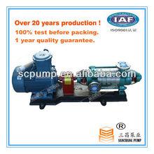 Horizontal multistage centrifugal acid transfer pump