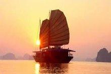 Halong Bay with 1 night On Heritage Cruises, 1 night On Catba Island Vietnam tours travel