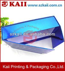 OEM custom aluminum gift box manufacturers in china