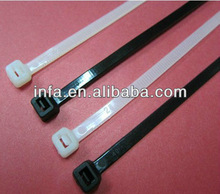 Self-locking Plastic Zip Ties
