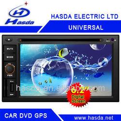 Car dvd multimedia AM/FM CDMP3 WMA LCD USB BlueTooth Double-DIN Stereo