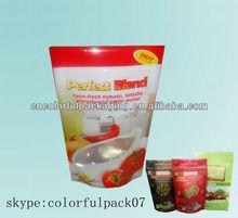 Grain Packaging Bag/mylar bags for food storage/rice bag plastic bag