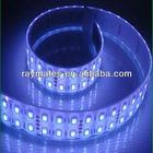 Waterproof double line 12 volt led light strips 5050 smd