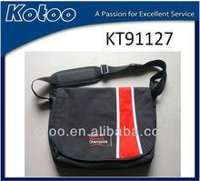 cheap nylon polyester shoulder bag for laptop