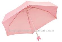 500*6 ribs japnese kids animal pocket umbrella