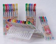 new arrival promotion color changing gel ink pen
