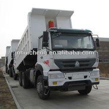 Sinotruck Howo dump truck 25ton LHD/RHD