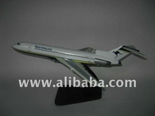 bing 727-200 australian airlines custom model aircraft