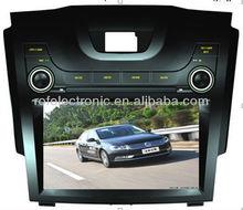 New car dvd player gps for Chevrolet S10/Trailblazer LT/LTZ 2013/ISUZU D-MAX 2012