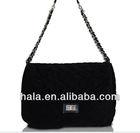 Korean plush bag chain, loosen the region of baodan shoulder bag handbag factory direct
