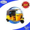 Bajaj Three Wheel Tricycle, Passenger Bajaj tricycle, 3W4S Tuktuk Spare Parts