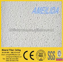 Mineral Fiber Acoustic Ceiling Board ( True Sand ) --Ameilida-JW