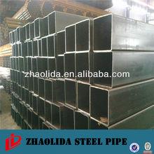 ERW Square/Rectangular Steel Tube/Pipe Grade:Q195/Q235/Q345
