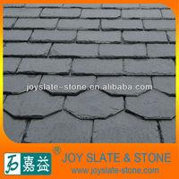 hexagonal roof tiles terracotta