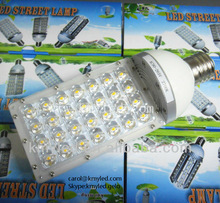 E40 4m pole 28w led street lamp illumination hot sale to S.korea