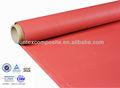 zwei seiten 32 unzen rote silizium beschichtet glasfasergewebe für wärmedämmung rohrdeckung