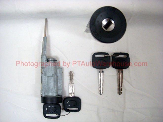 1993 - 1997 Toyota Corolla Geo Prizm Ignition Lock Cylinder