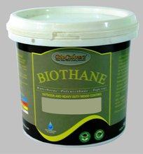 Biothane - water base polyurethane top coat