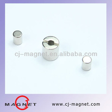 N52 Neodymium Magnet in shanghai ;small bar ,small bar with hole magnet,special magnet,