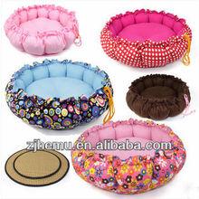 Various cozy craft pet beds
