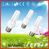 IEC 60968, 60969 Approved 2U 9W Light Bulb