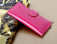 Hot Selling Wallet Case for iphone 5 purses Wallets Women Wallet Coin Purse