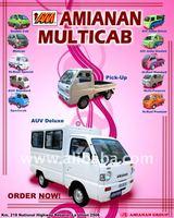 Amianan Multicab