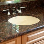 Bathroom Granite