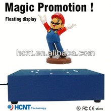 New invention ! magnetic floating toys, toys for children, wooden toy tops