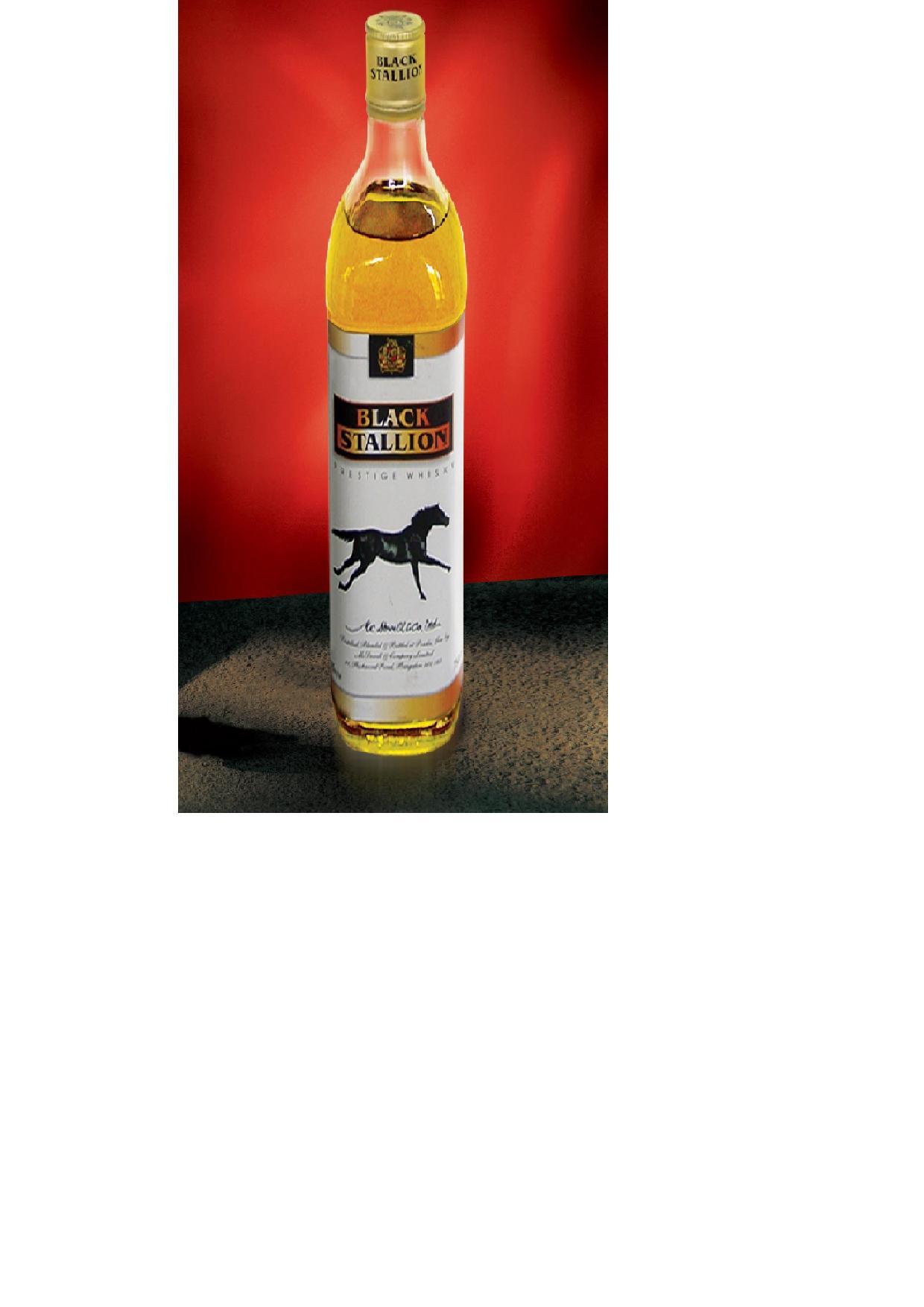 Black Stallion Whisky