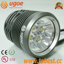 UGOE CREE XML 4XT6 4XL2 3000LM dirt bike led light (CE,RoHS,UL-STR)