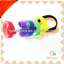 weather resistant velcro nylon cable tie