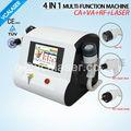 Cavitation+rf+vacuum+laser/más nuevo diseño para el hogar uso cavitación rf de la máquina para adelgazar con el ce