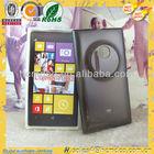 Hybrid soft Case Cover For Nokia Lumia 1020, Rubberized Hard Back case cover for Lumia 1020